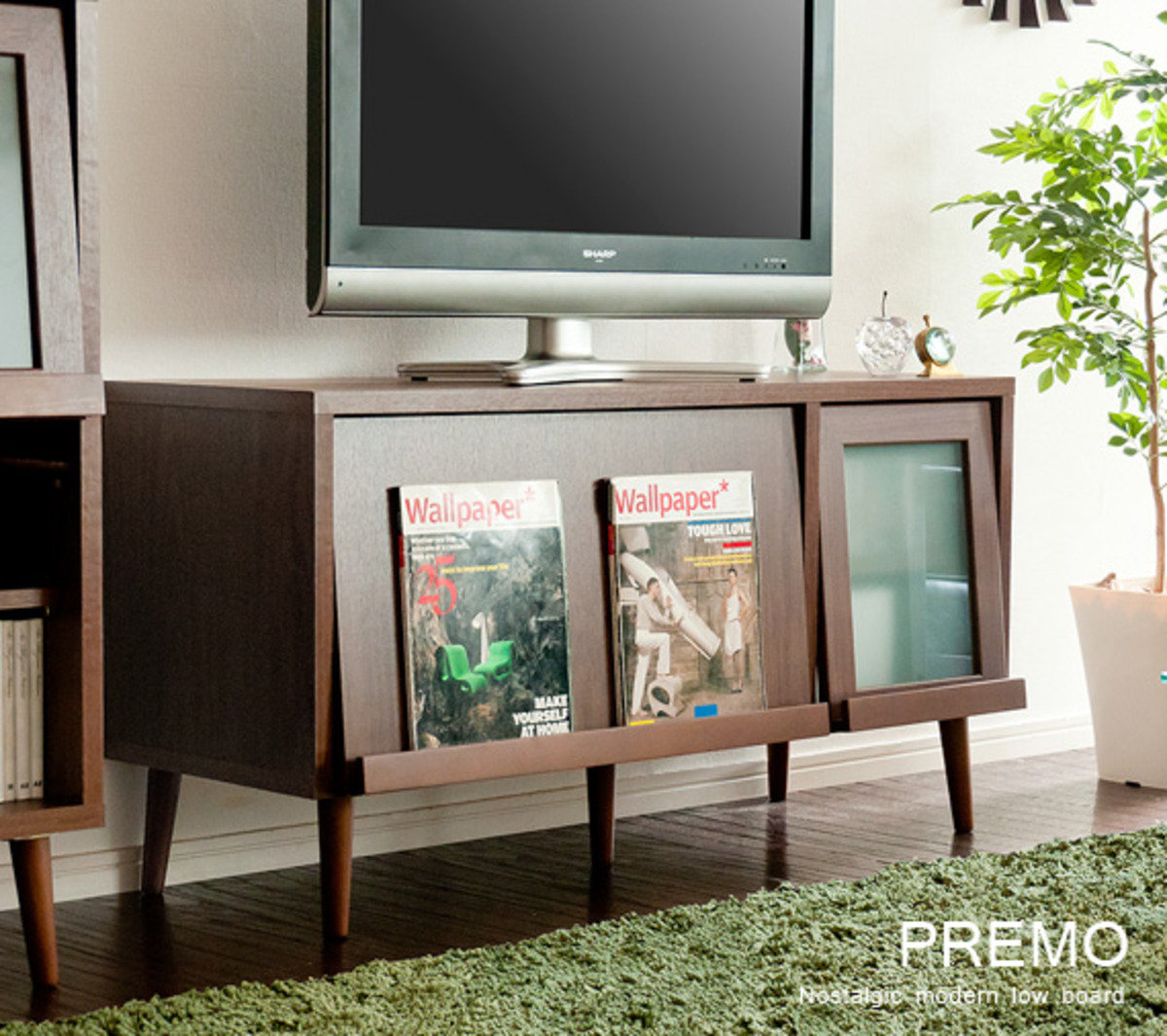 Premo TV地櫃 110cm