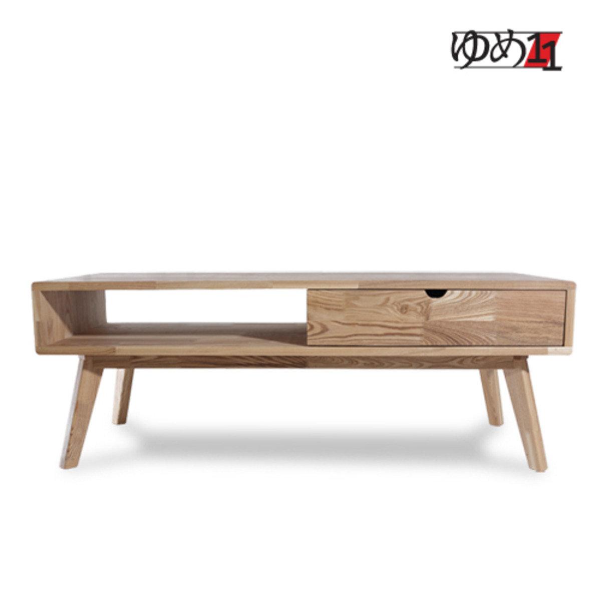 木製沙發邊桌