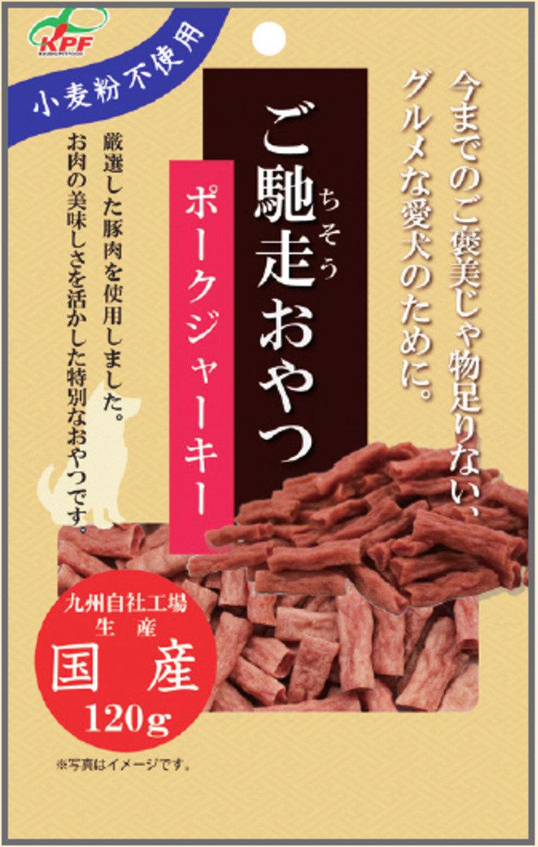 日本KPF雞肉豚肉短條 120g