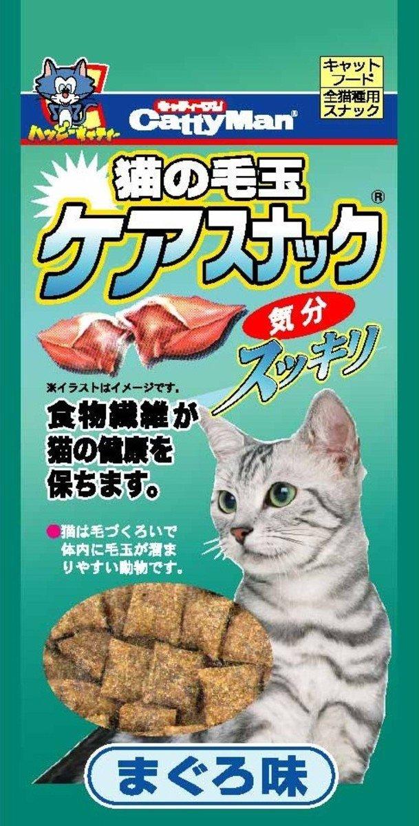 CattyMan 金槍魚味去毛球脆脆