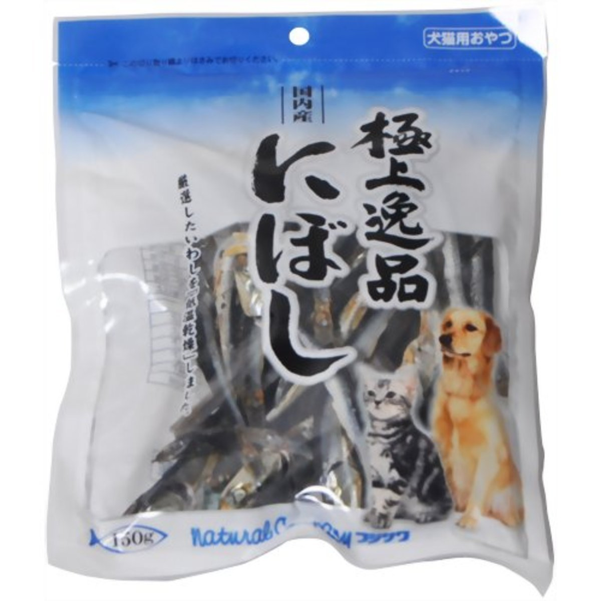 日本FUJISAWA 沙丁魚乾