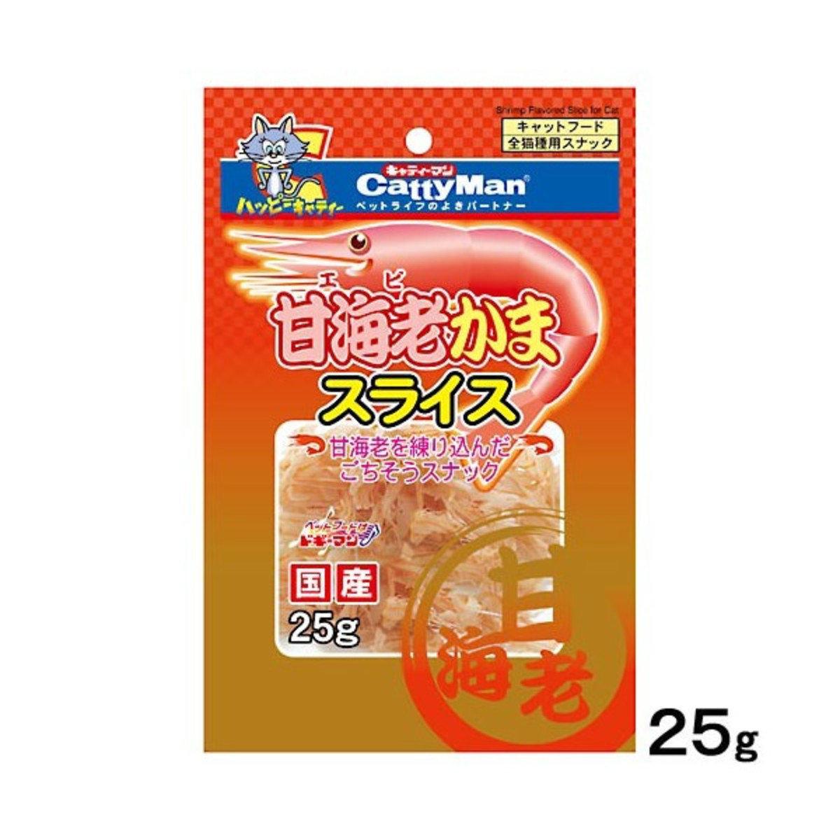 日本 CattyMan 甘蝦貝類魚絲