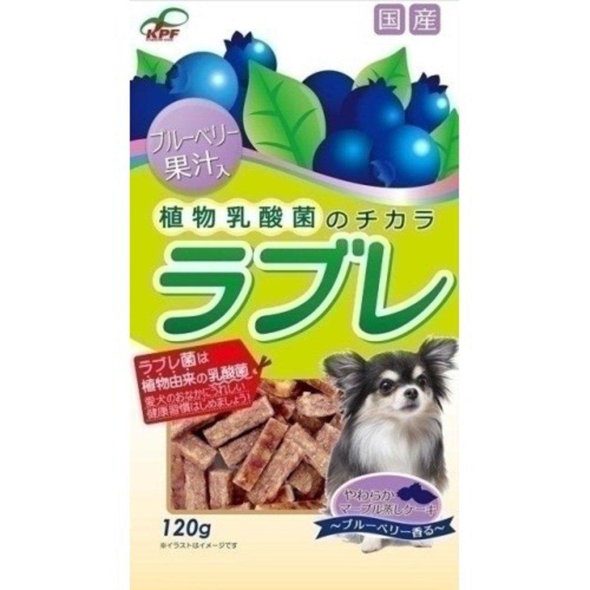 日本 KPF 藍莓雞肉乳酸菌短條
