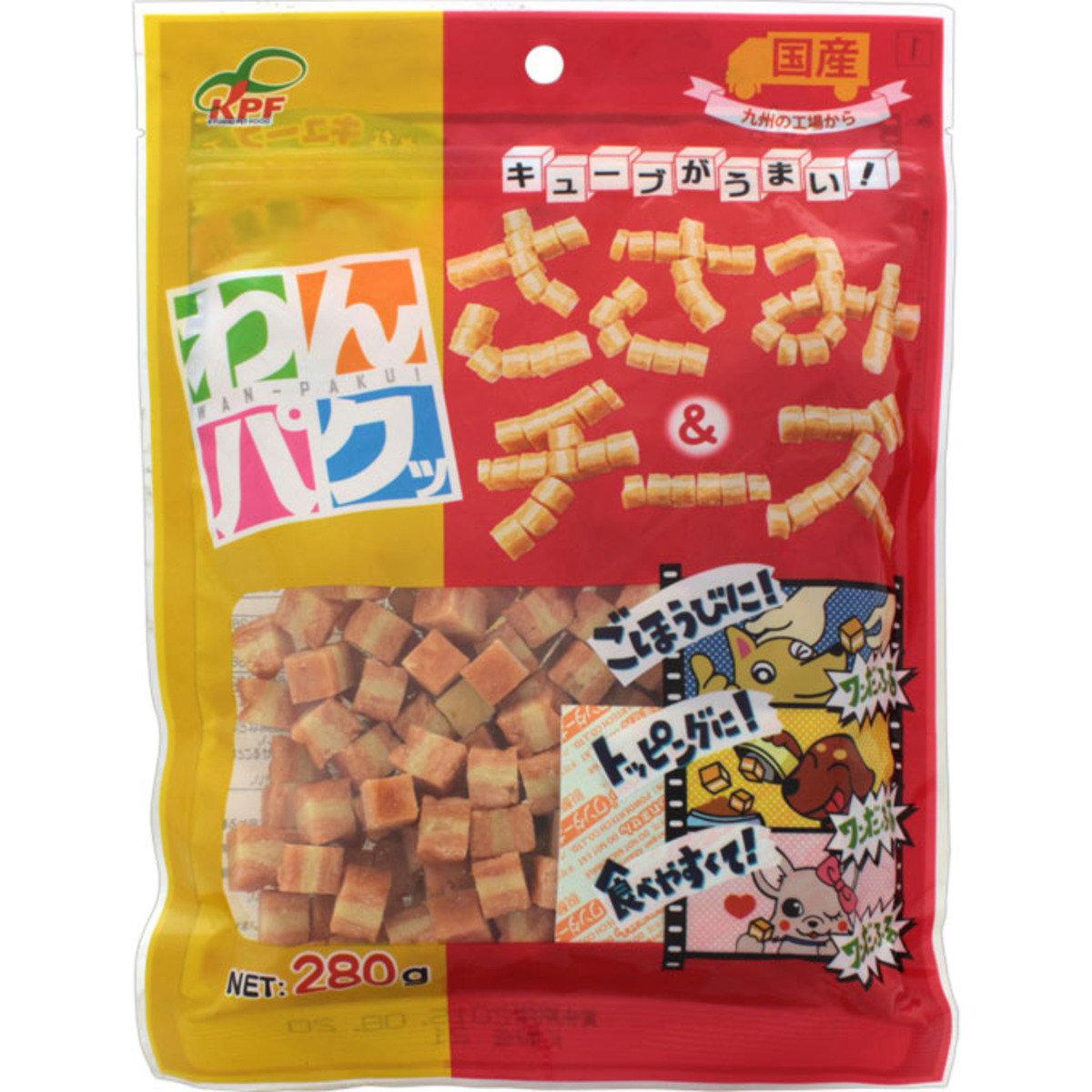 日本 KPF 芝士雞肉方切粒