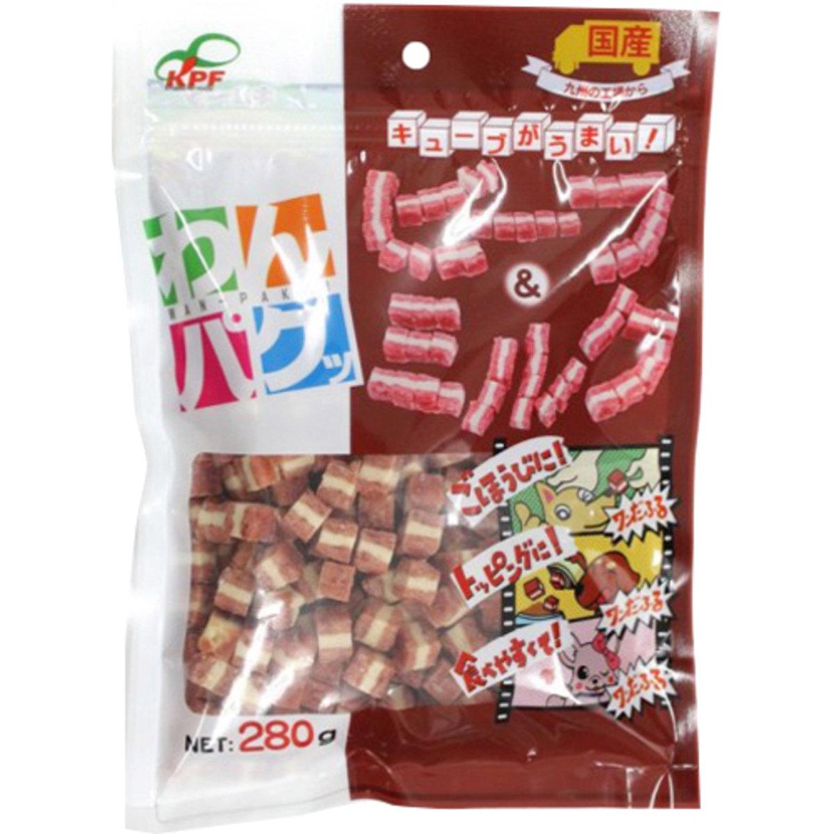 日本 KPF 牛奶牛肉方切粒