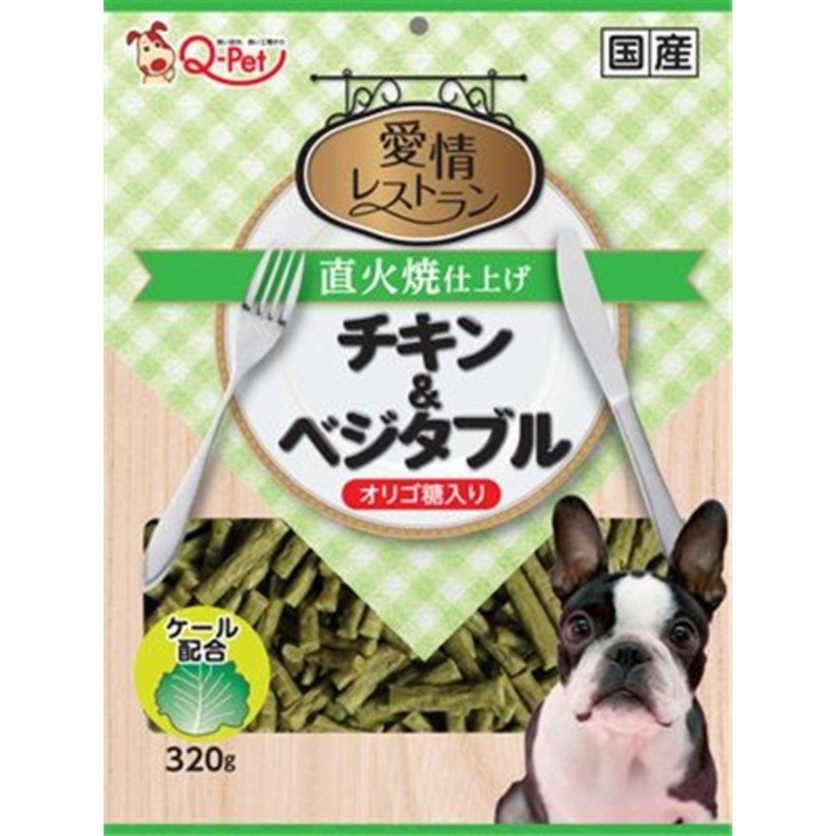 日本 KPF 蔬菜雞牛肉短條