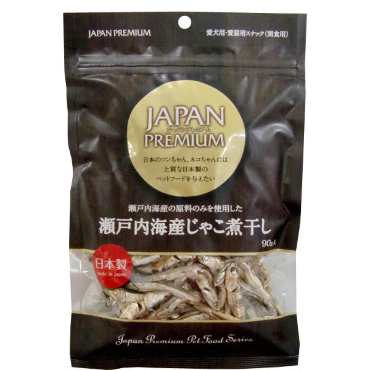 日本ASUKU長崎產丁香魚乾 90g