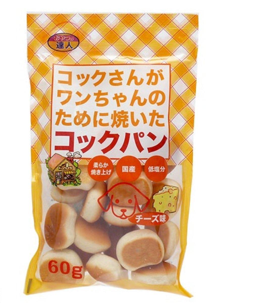 日本 SANMATE 芝士味麵包 60g