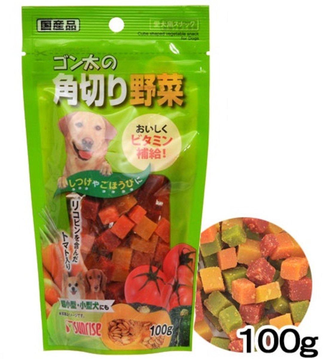 日本 SUNRISE 蔬菜切粒 100g