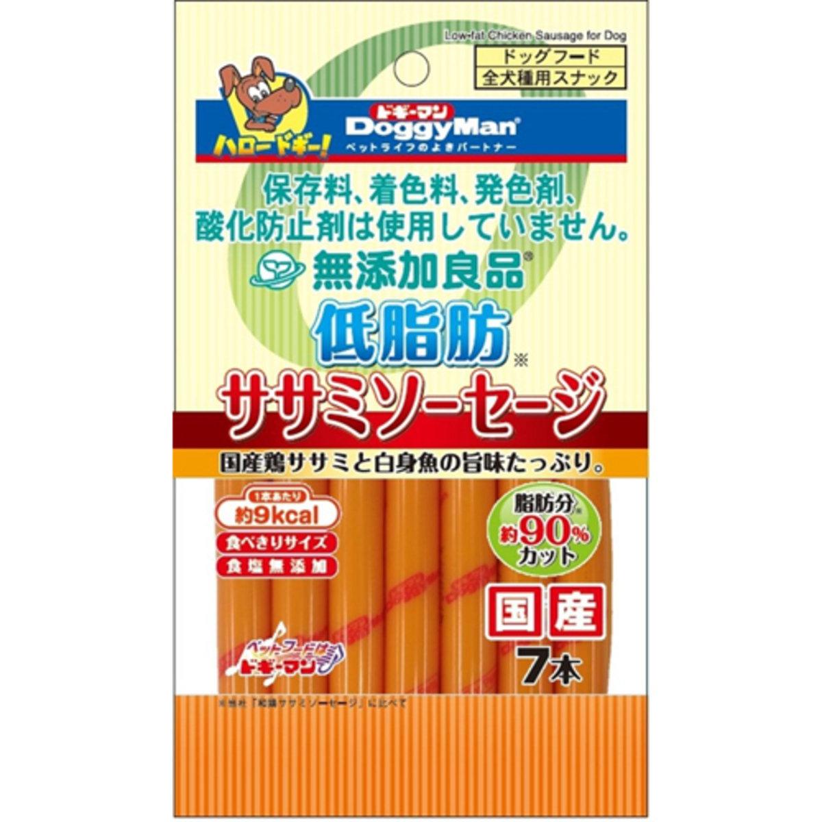 日本 DoggyMan 低脂肪雞魚肉腸
