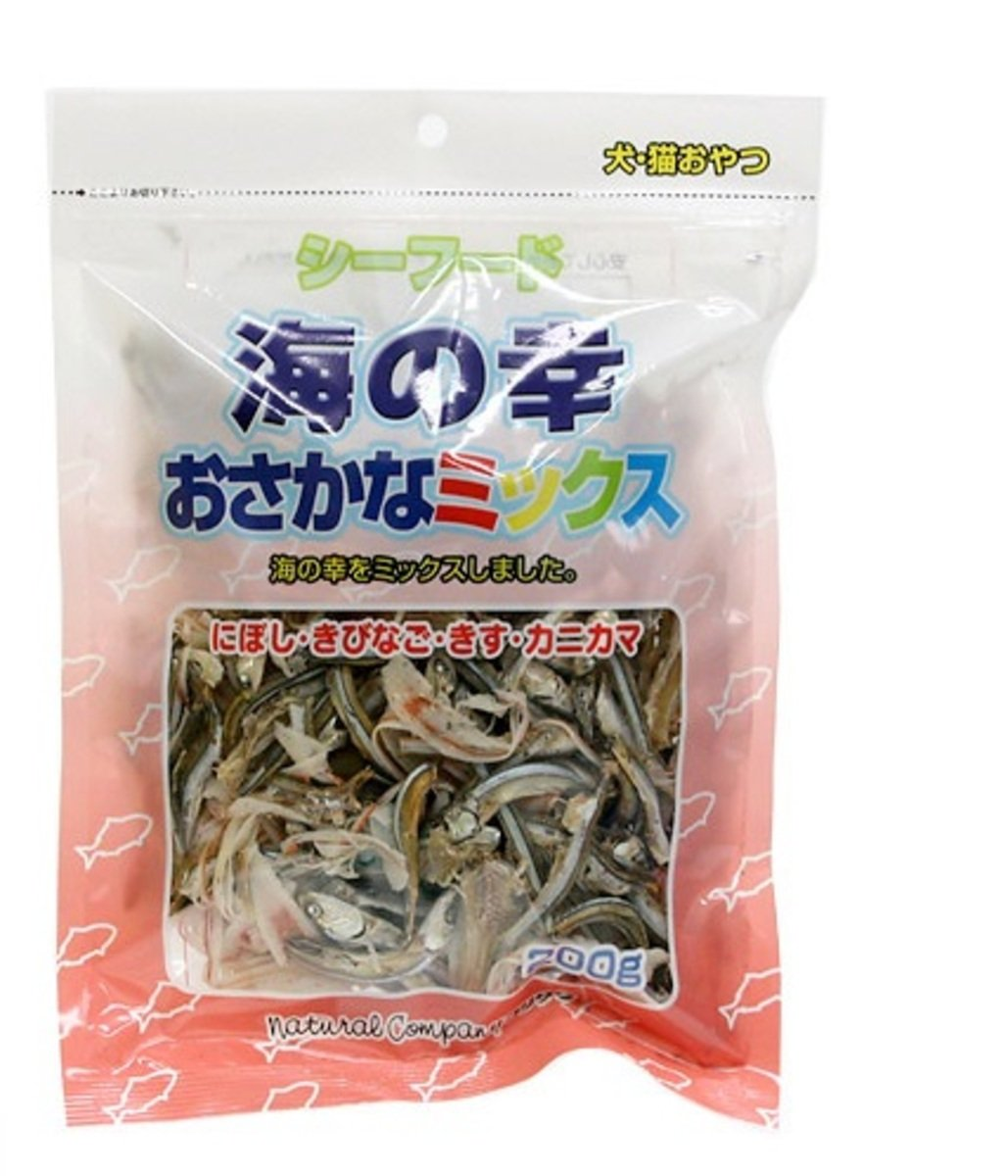 日本 FUJISAWA 四味混合海鮮