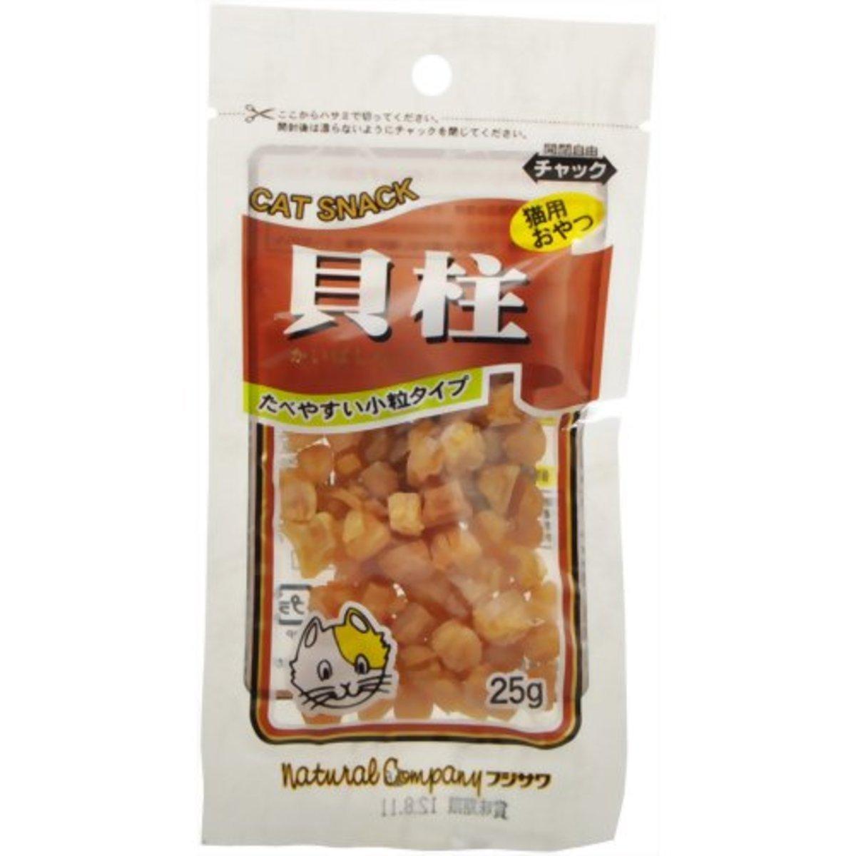 日本 FUJISAWA 貓用乾貝柱
