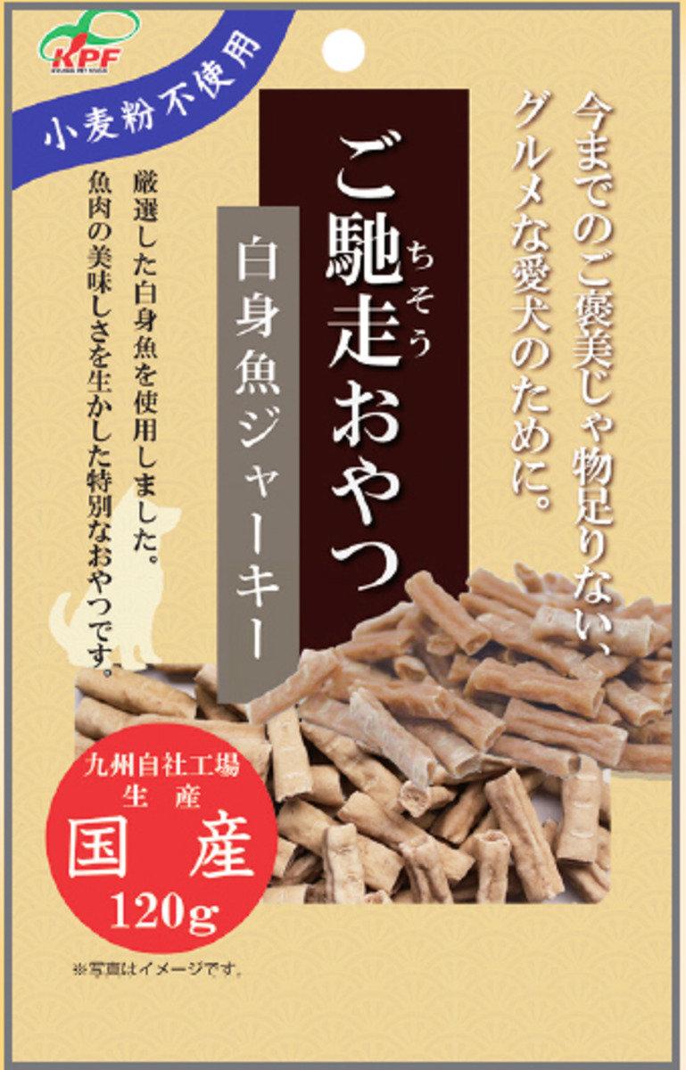 日本 KPF 白身魚肉雞肉條