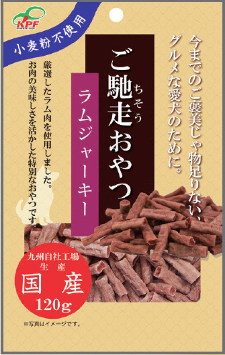 日本 KPF 羊肉雞肉短條