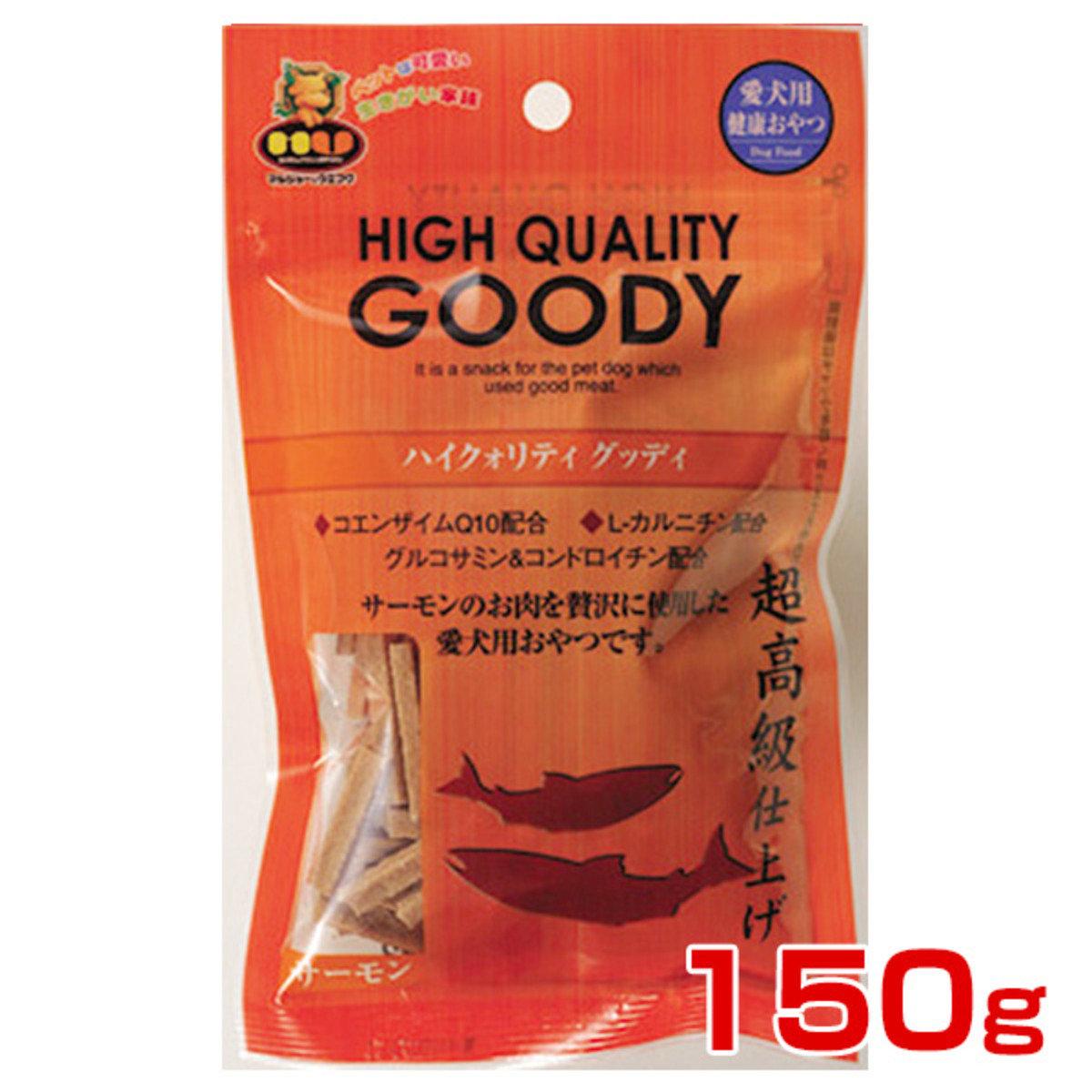 日本 MU 高品質三文魚肉條