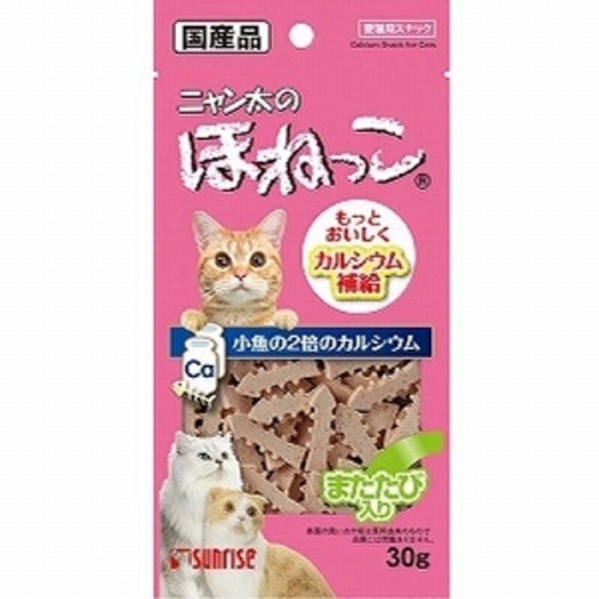 日本 SUNRISE 木天蓼魚肉條 30g