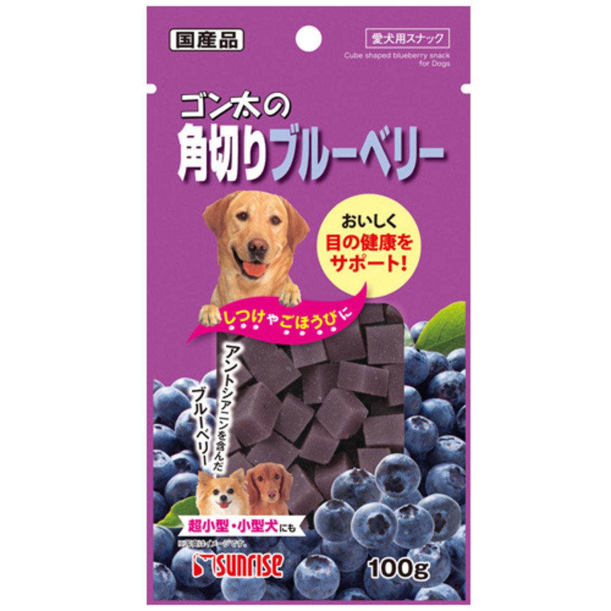 日本 SUNRISE 藍莓切粒  100g