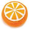 日本 ADDMATE 發聲絨毛玩具 - 香橙