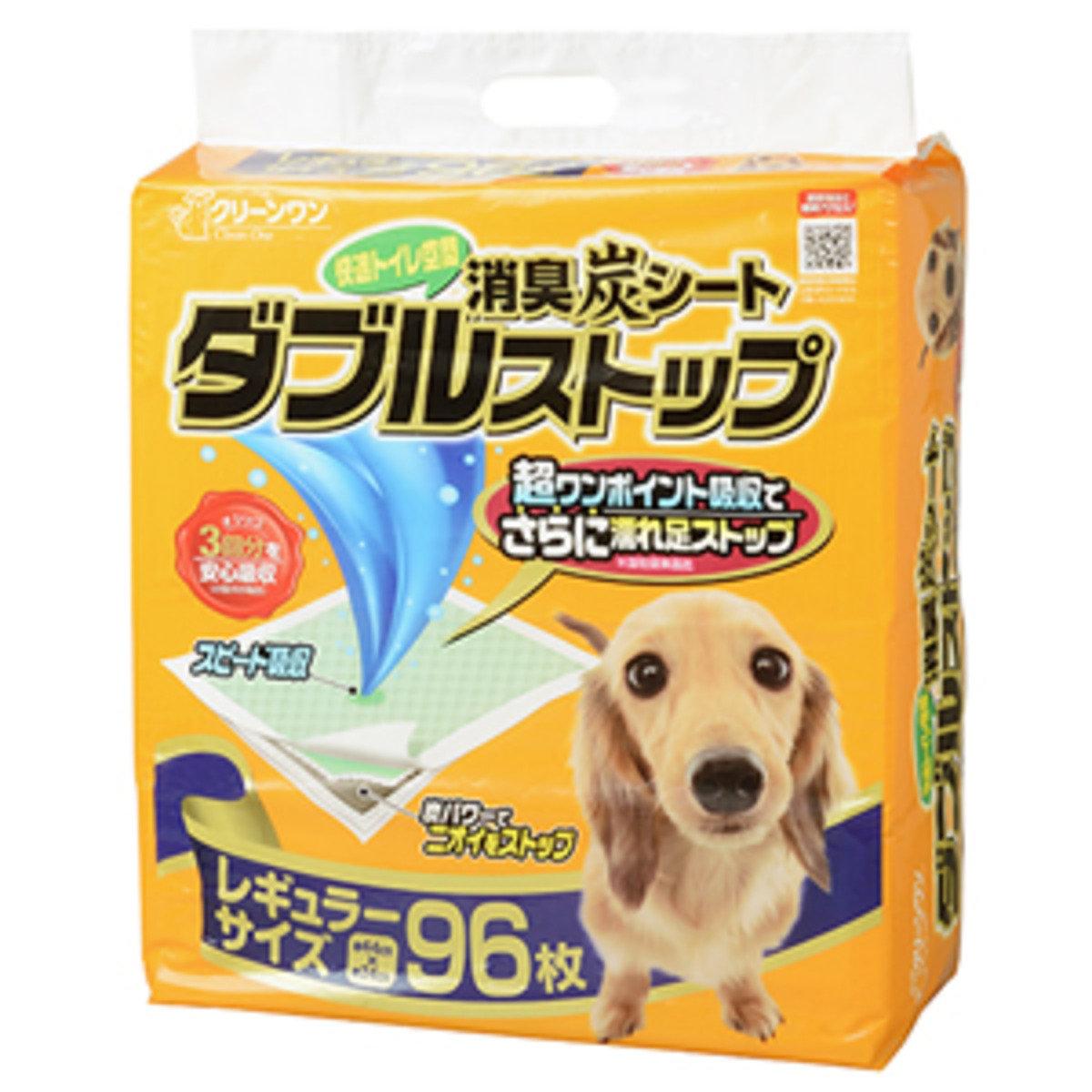 日本 CS (消臭炭) 寵物尿片96片裝 - 45x34cm