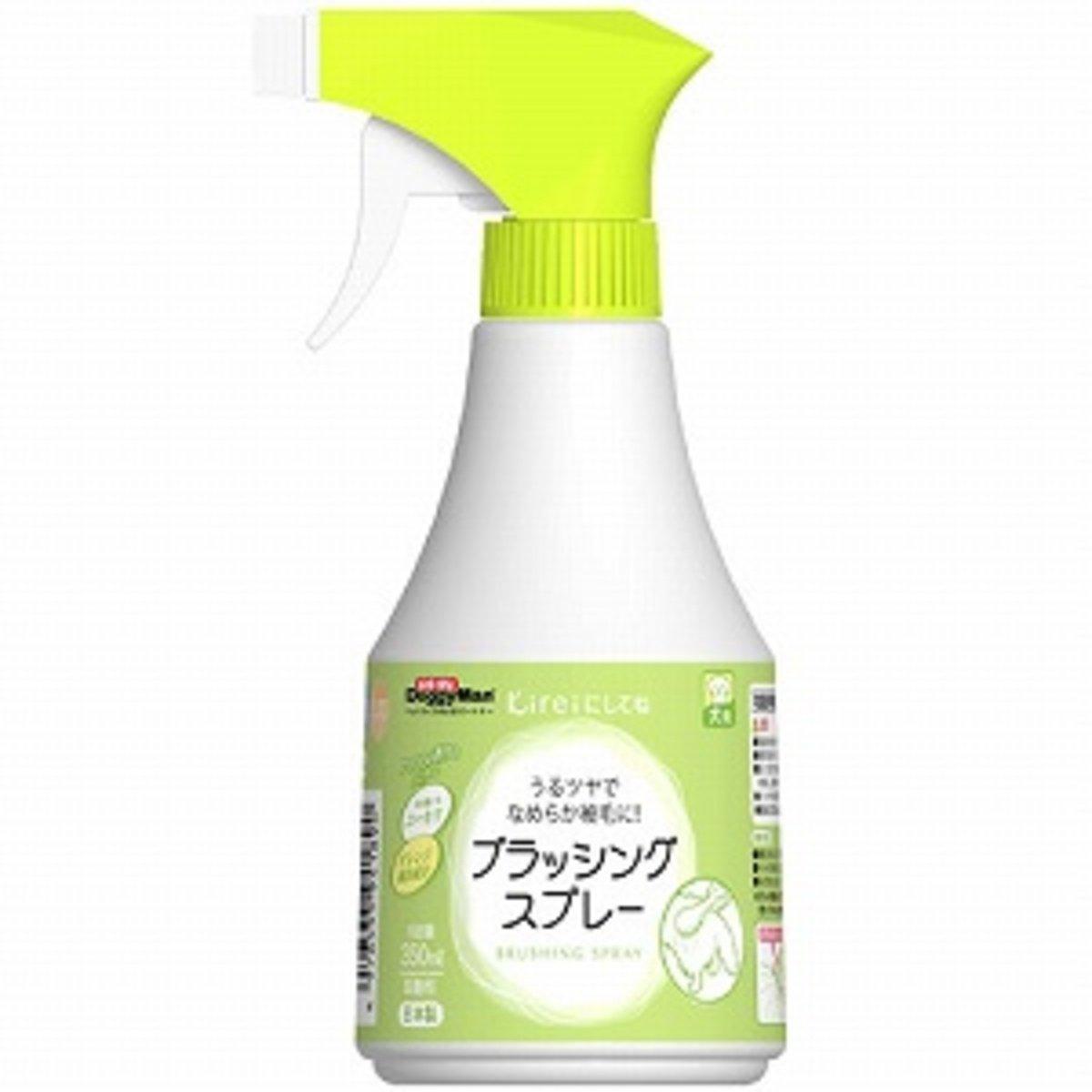 日本 DoggyMan 香橙樹香味順毛噴霧