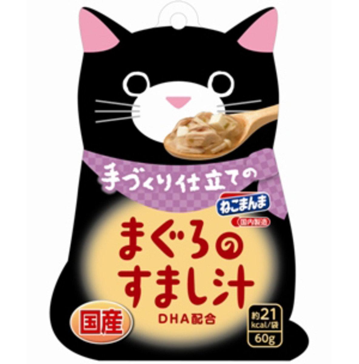 日本Hagoromo金槍魚肉DHA濕糧 60g