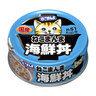 日本 Hagoromo 金槍魚扇貝鮪魚蝦海鮮丼 80g