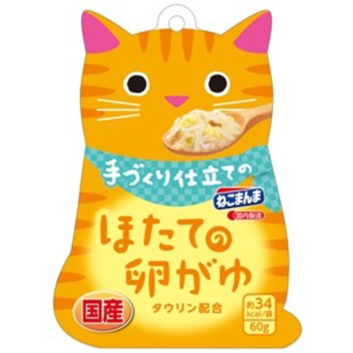 日本Hagoromo雞肉扇貝濕糧 60g