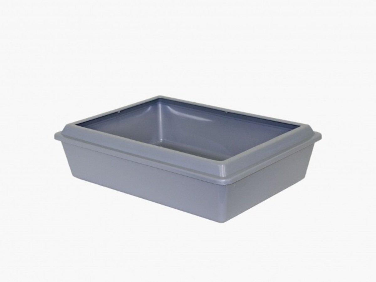 MODERNA Classic Tray 貓砂盆 - 灰色