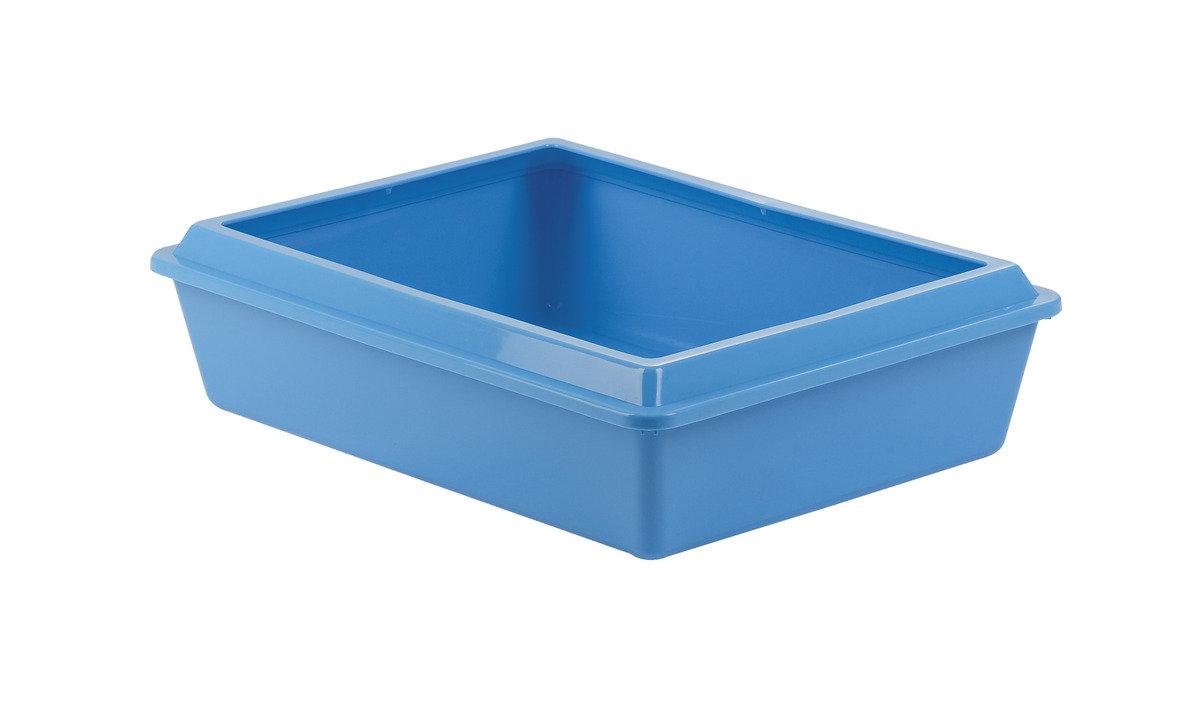 MODERNA Classic Tray Large 貓砂盆 -  粉藍色