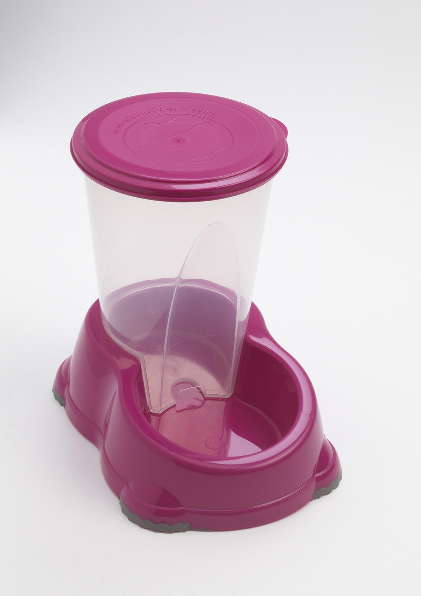H140-06  座地飲水器  1.5L - 深粉紅色