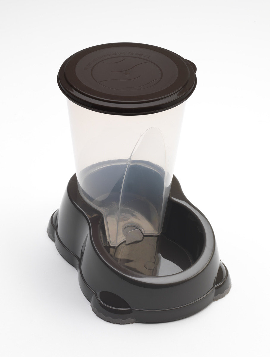 H140   座地飲水器  1.5L - 深褐色