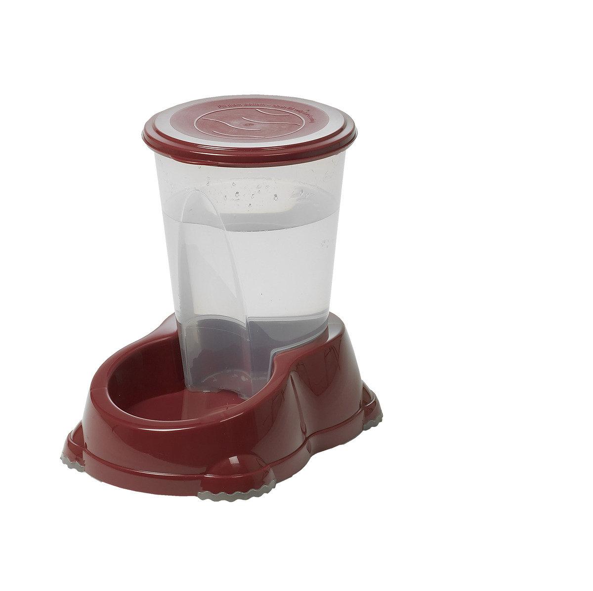 H140   座地飲水器  1.5L - 深紅色