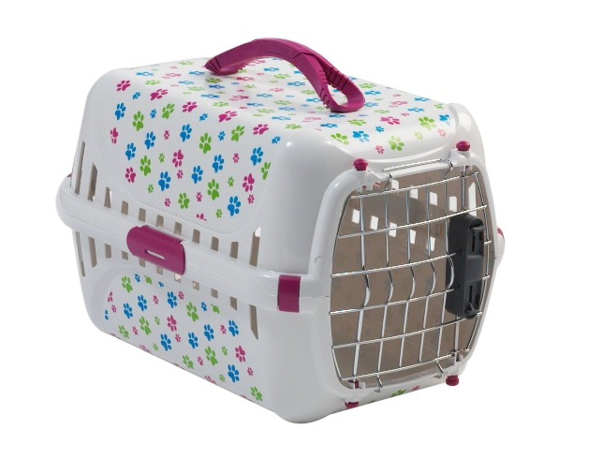 MPT153-006 Trendy Runner 手提籠 - 粉紅色