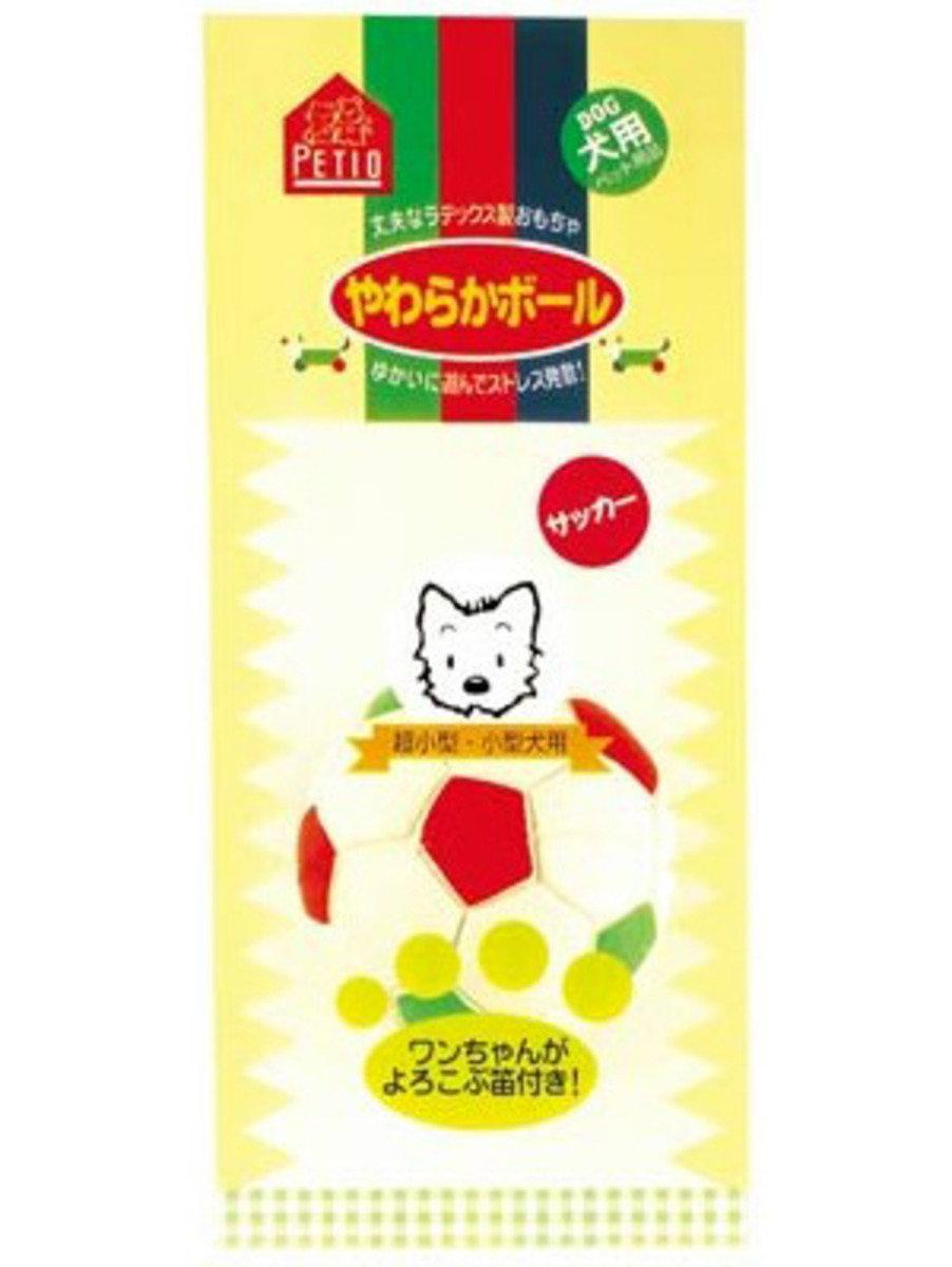 PO20052 日本 PETIO 發聲玩具 - 足球