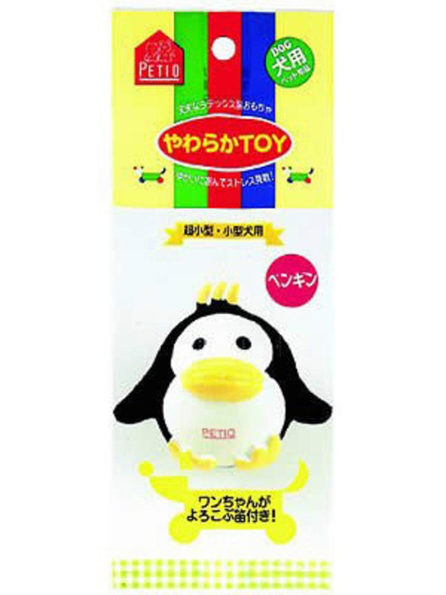PO20335 日本 PETIO 發聲玩具 - 企鵝