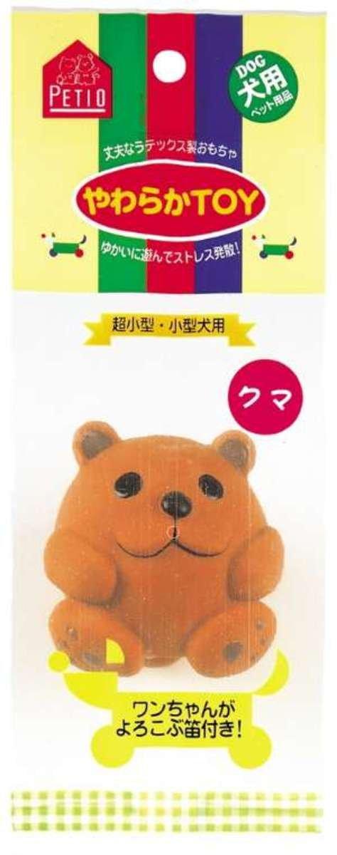 PO20338 日本 PETIO 發聲玩具 - 熊仔