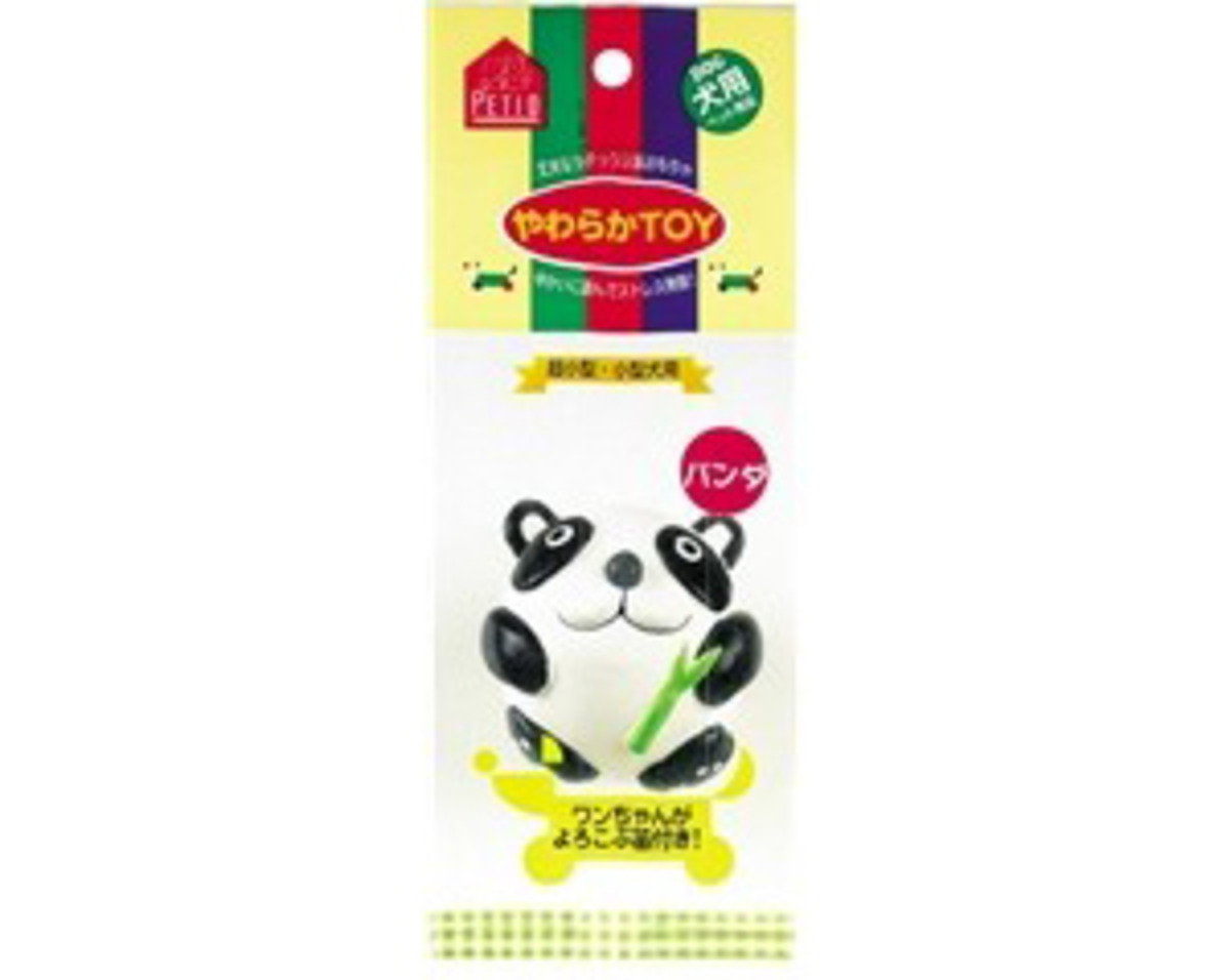 PETIO 發聲玩具 - 熊貓