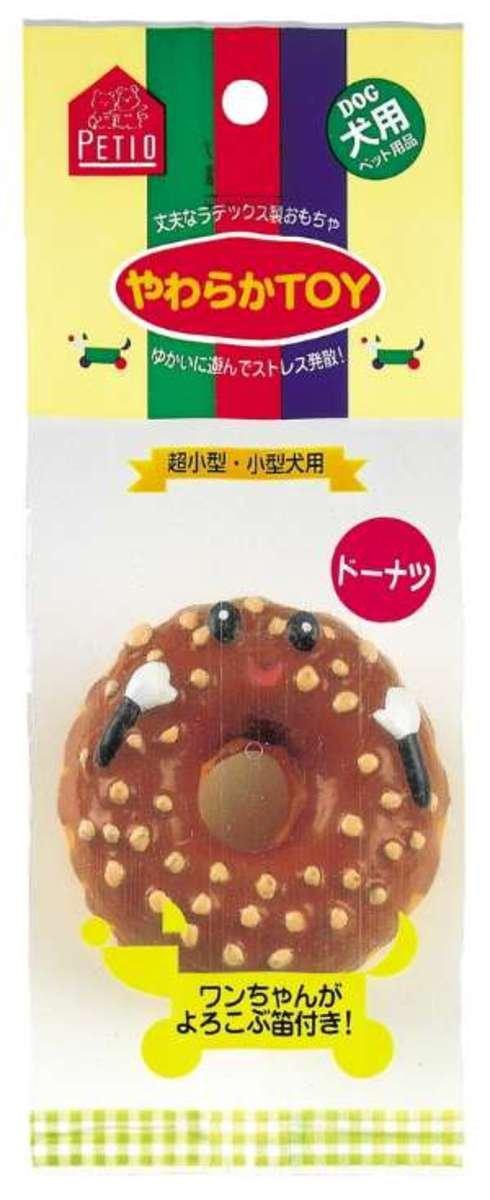 PO20345 日本 PETIO 發聲玩具 - 冬甩