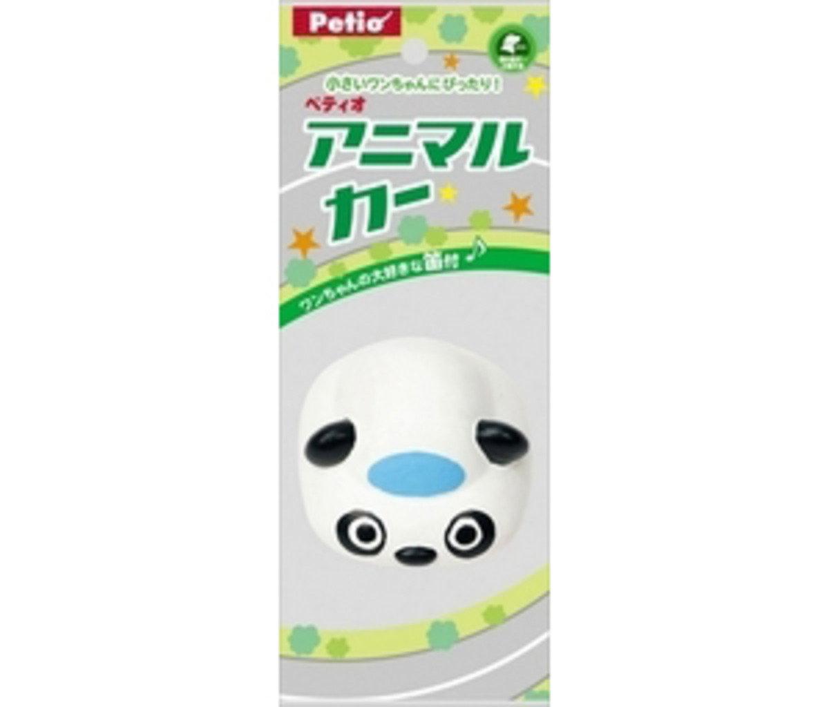 PO23424 日本 PETIO 發聲玩具 - 熊貓仔