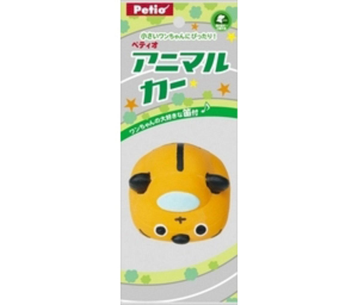 PO23426 日本 PETIO 發聲玩具 - 老虎仔