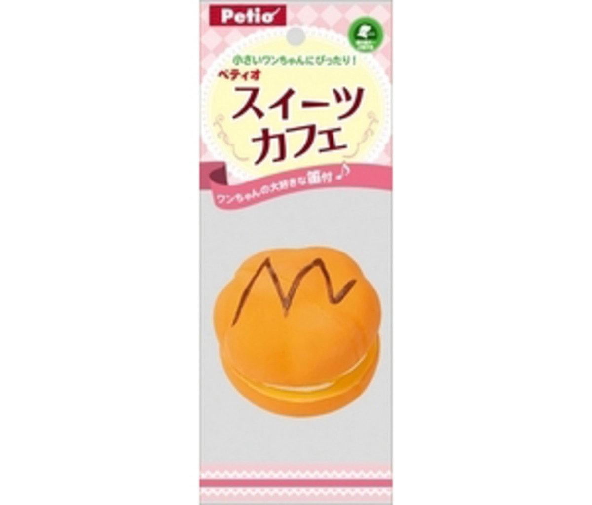 PO23427 日本 PETIO 發聲玩具 - 奶油泡夫