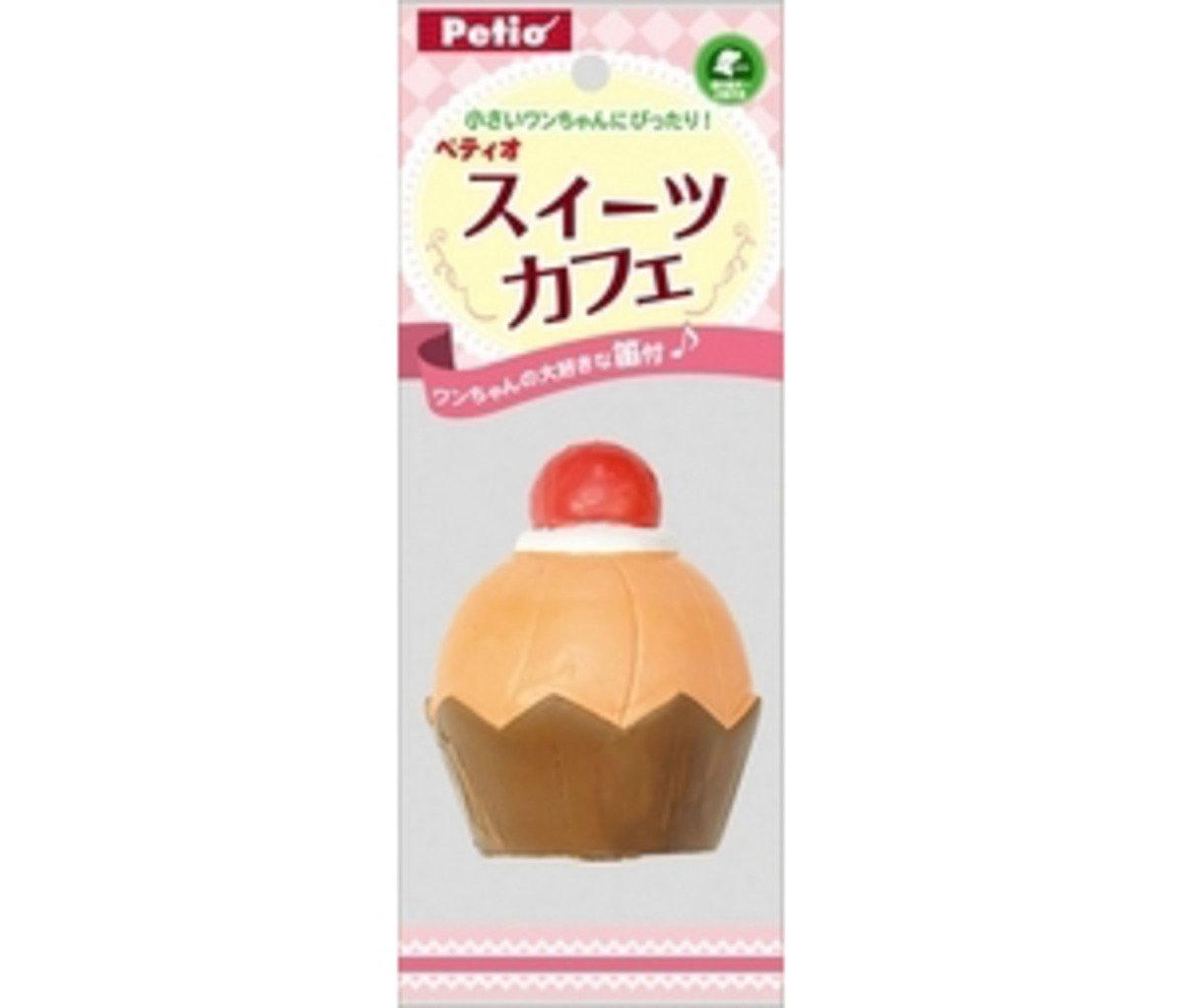 PO23429 日本 PETIO 發聲玩具 - 杯形糕