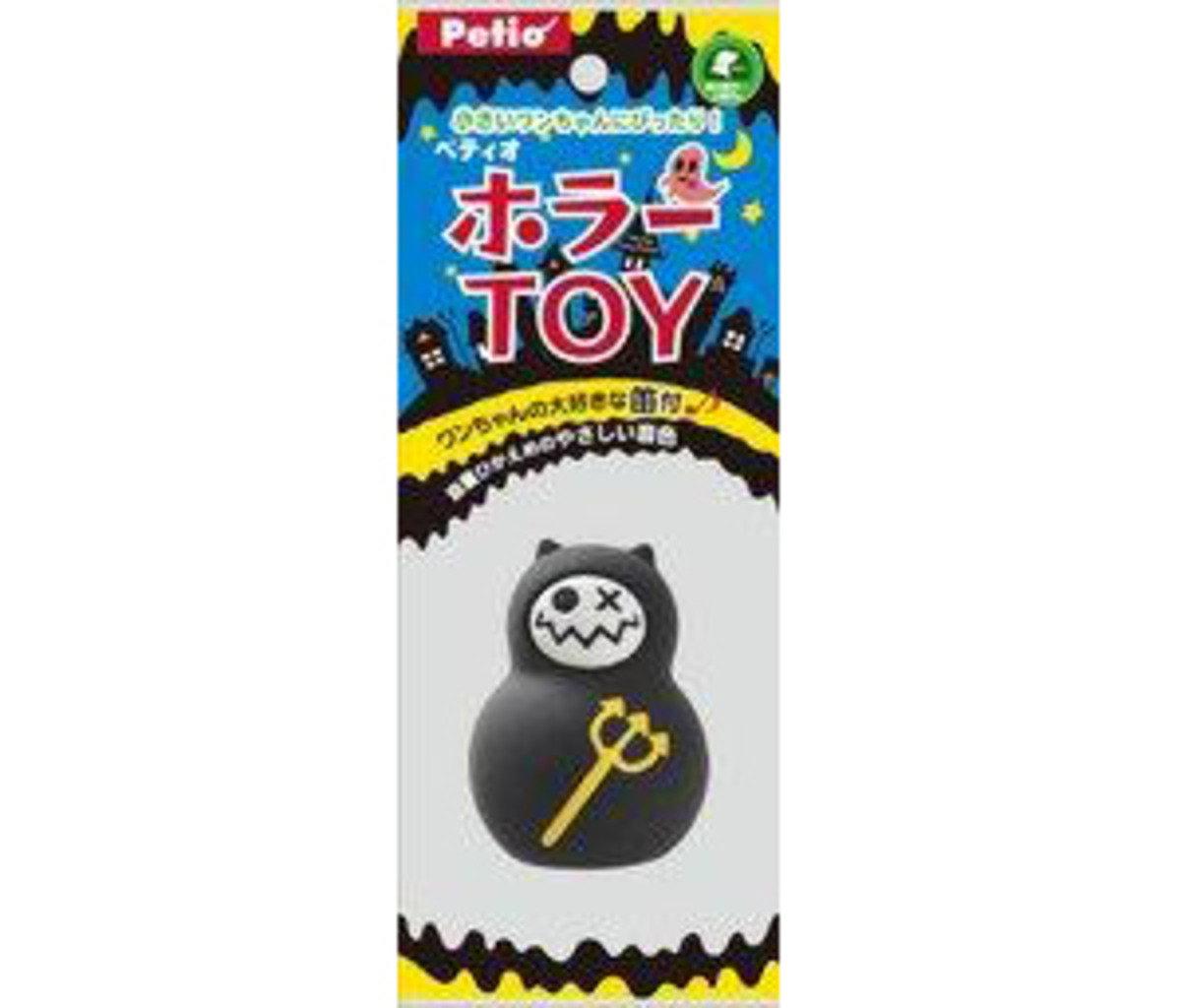 PO23590 日本 PETIO 發聲玩具 - 小黑魔