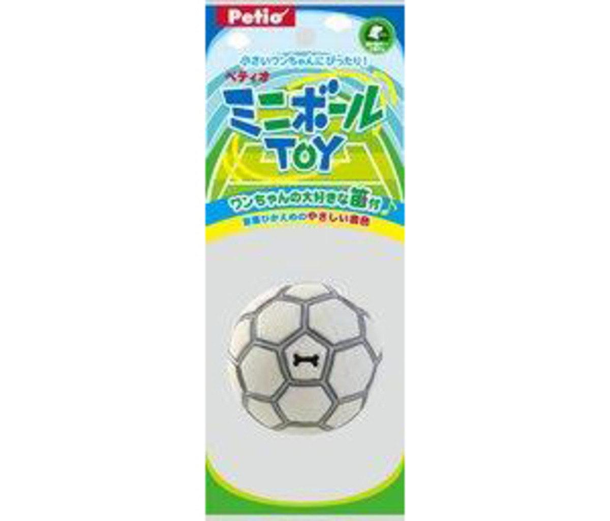 PO23592 日本 PETIO 發聲玩具 - 足球