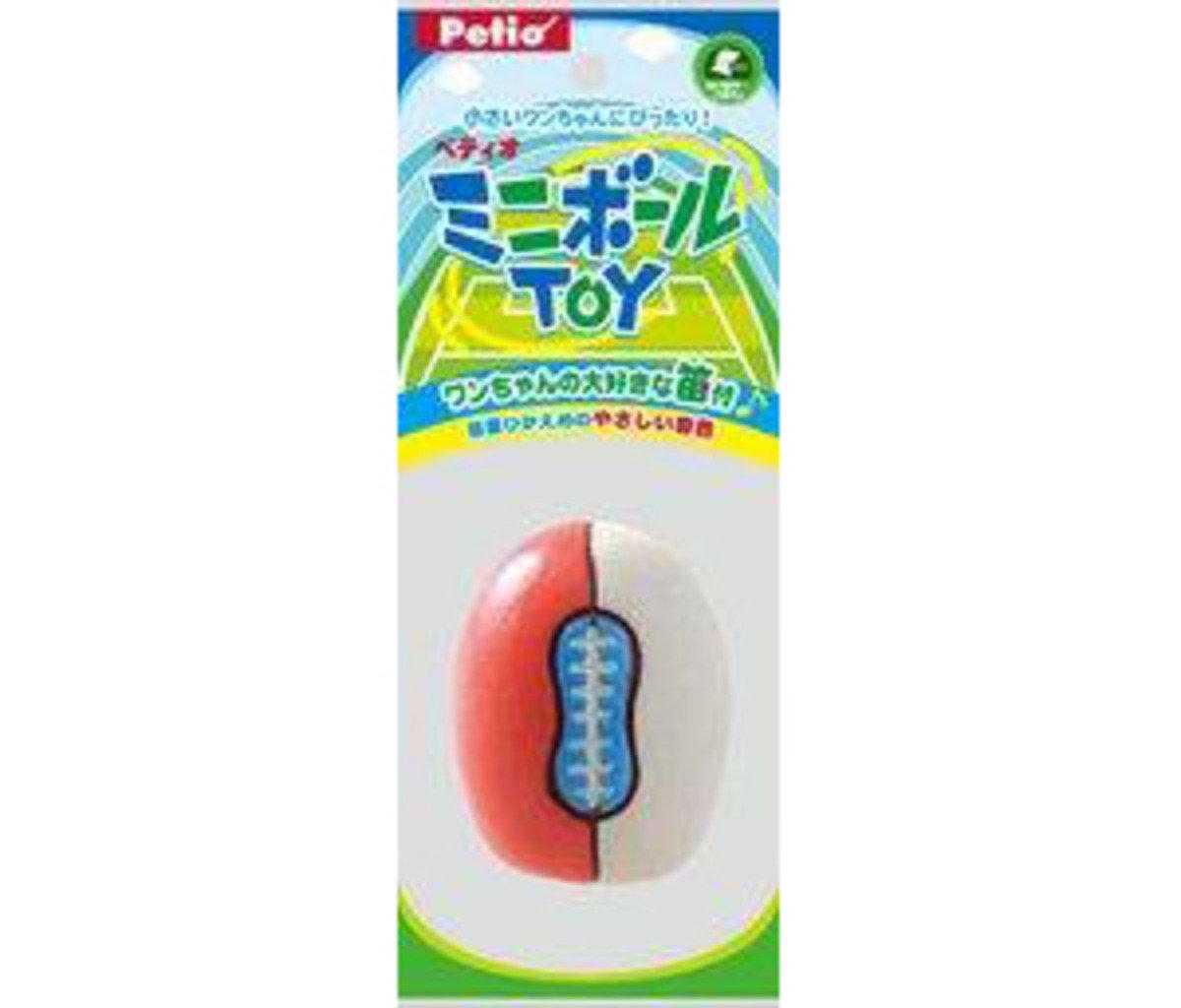 PO23593 日本 PETIO 發聲玩具 - 欖球
