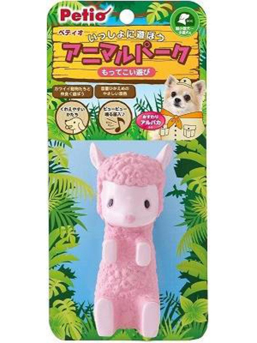 PO23779 日本 PETIO 發聲玩具 - 小綿羊