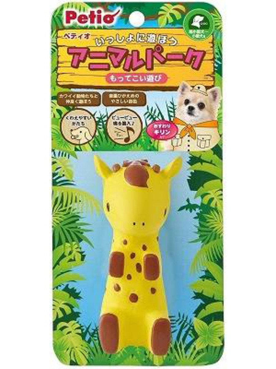 PETIO 發聲玩具 - 長頸鹿