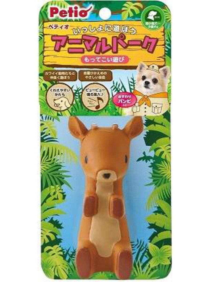 PO23782 日本 PETIO 發聲玩具 - 小鹿