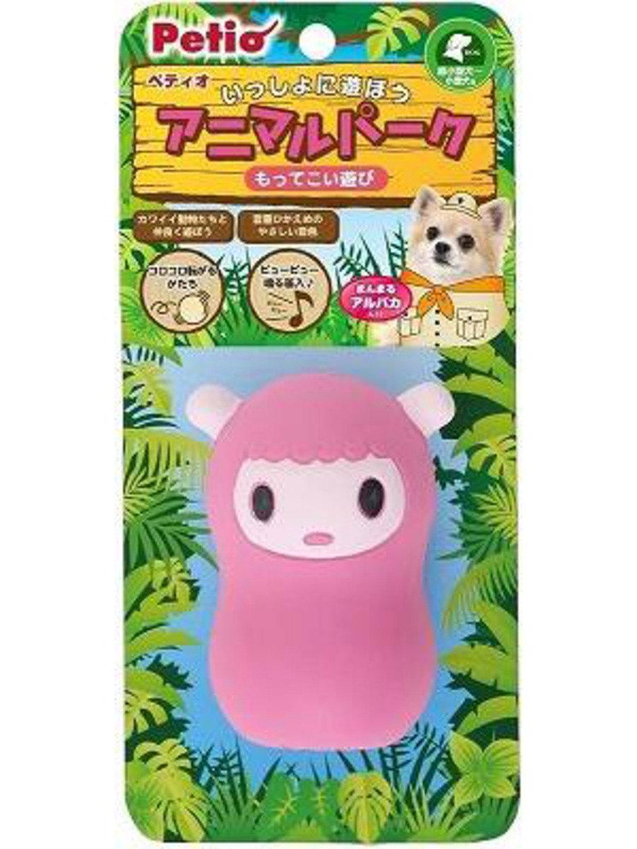 PO23784 日本 PETIO 發聲玩具 - 小綿羊