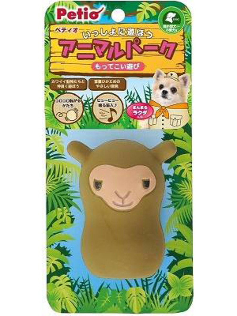 PO23786 日本 PETIO 發聲玩具 - 小駱駝